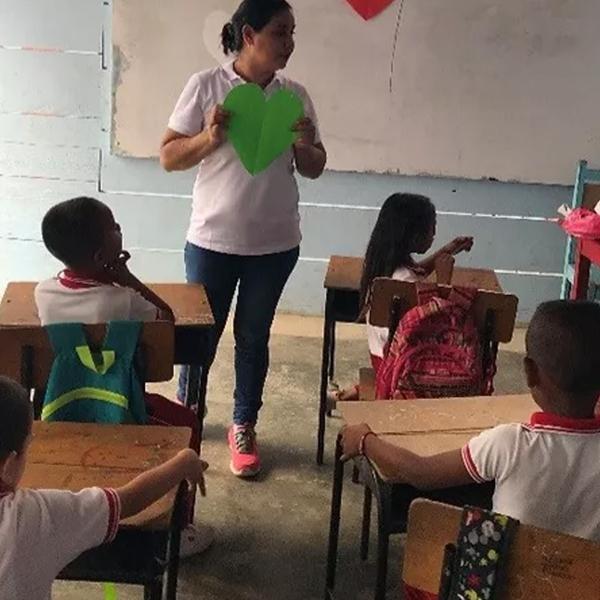 Alianza Solidaria formación de maestros
