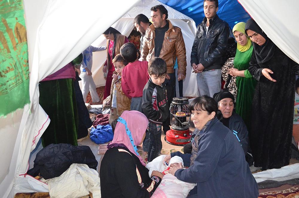 2º Informe: Refugiados