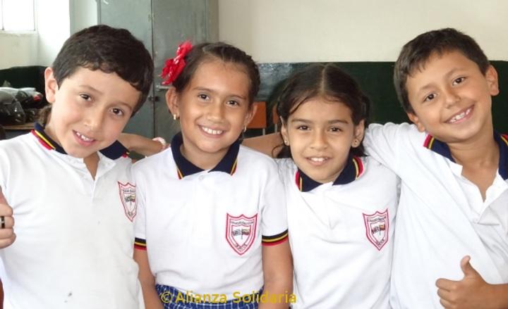 ¿Qué tienen en común estos niños?