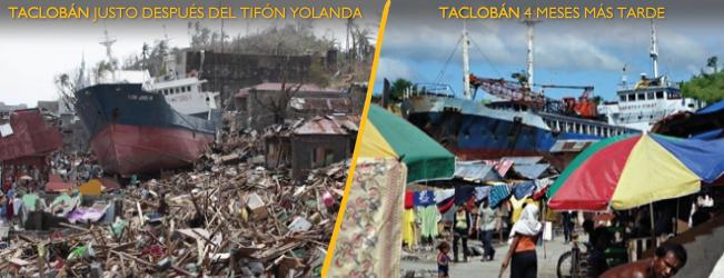 Filipinas, sigamos ayudándoles