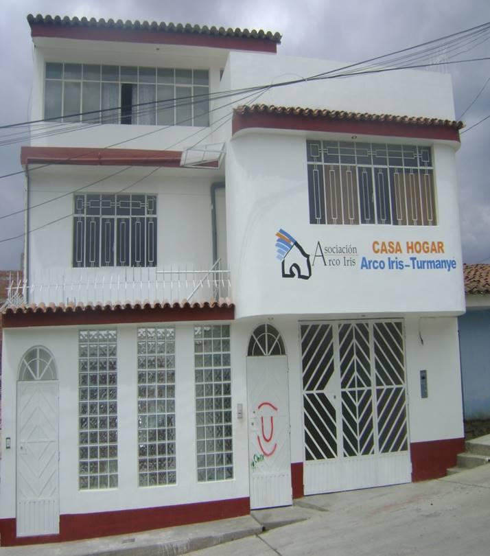 La Casa Hogar Turmanyé mejora sus instalaciones