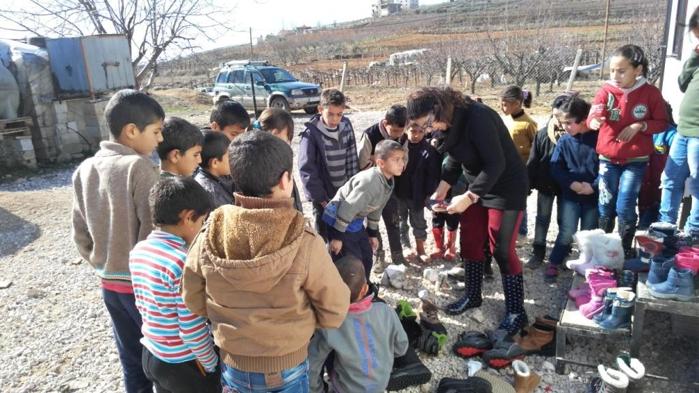 ¿Hay lugar para la esperanza en un campo de refugiados?