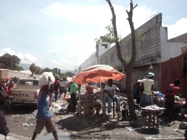 Haití, de nuevo en llamas