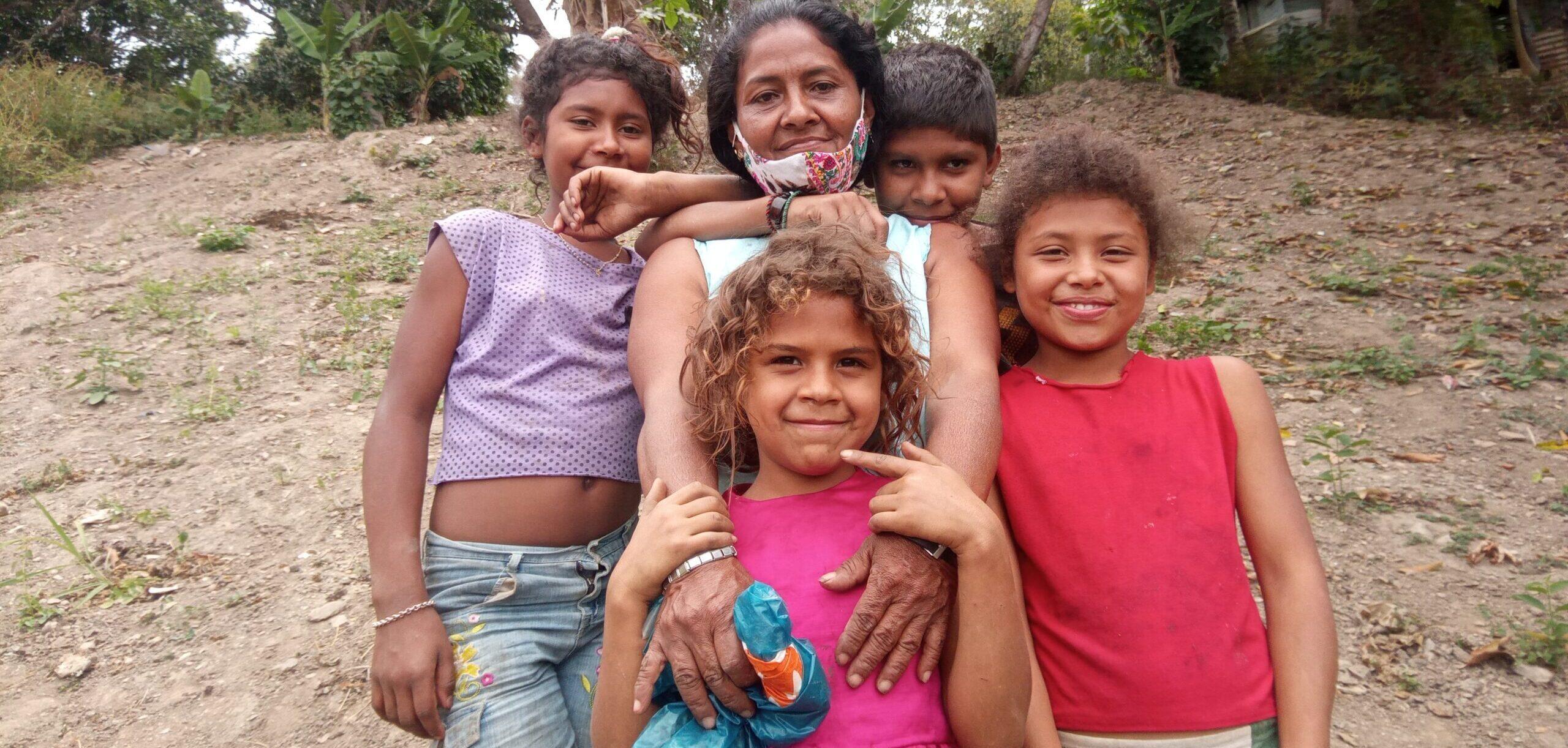 Huertos familias familias Montoya