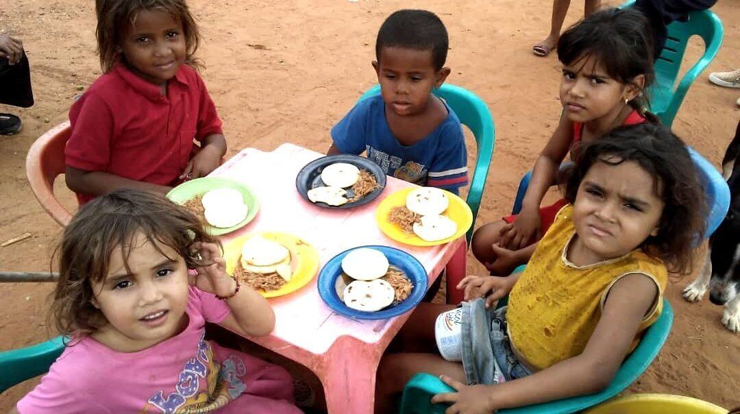 Comedor social - zona Maracaibo