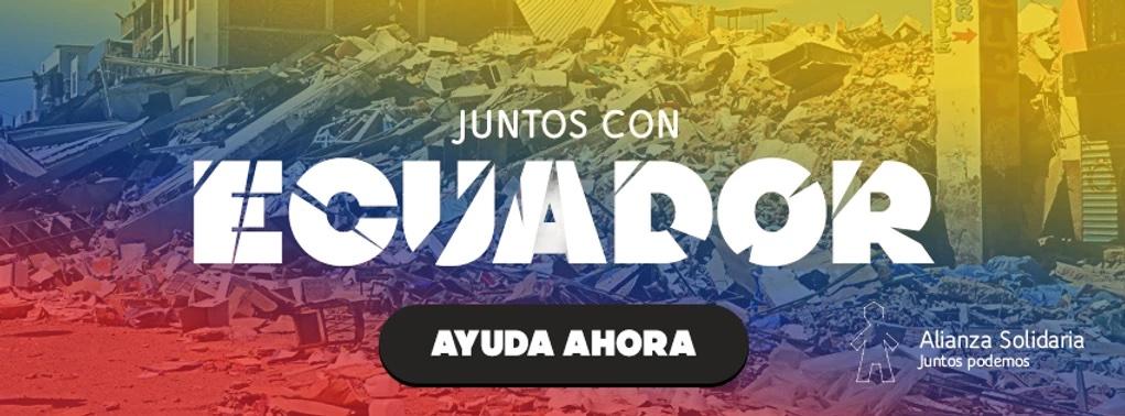 Juntos con Ecuador