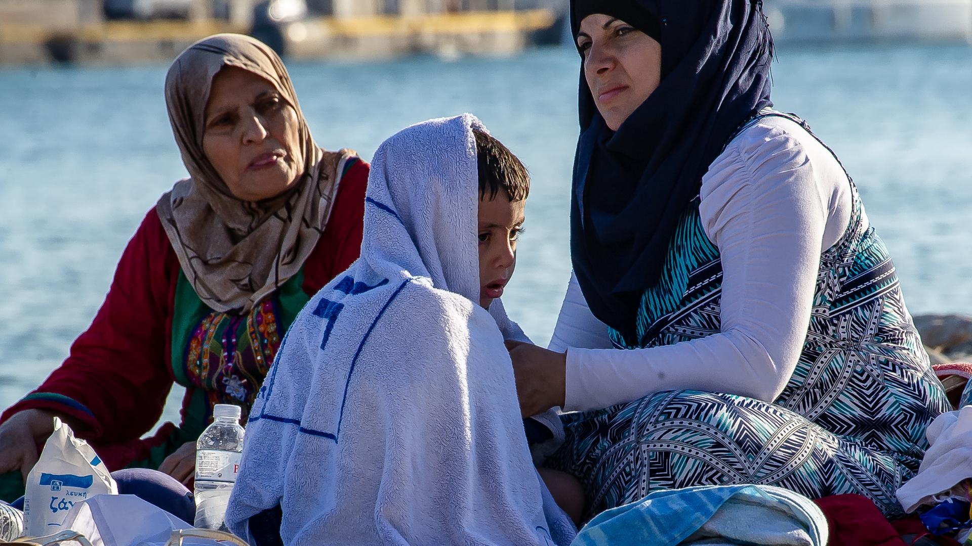 3º Informe: Refugiados